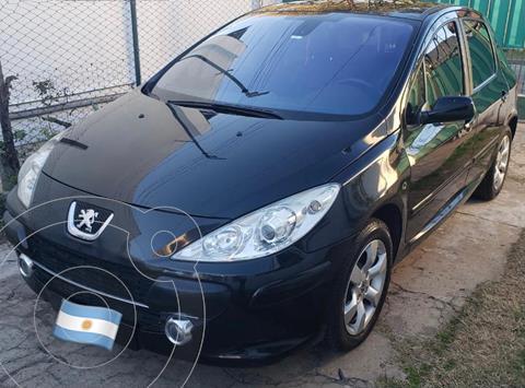 Peugeot 307 5P 2.0 XS Premium Tiptronic usado (2008) color Negro precio $860.000