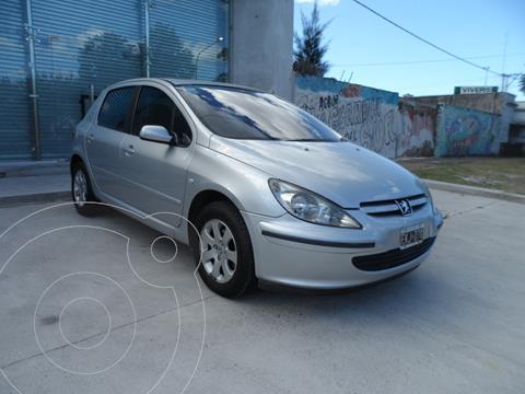 Peugeot 307 4P 2.0 HDi XS Premium usado (2006) color Gris precio $630.000