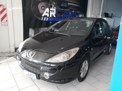Peugeot 307 4P 1.6 XS usado (2006) color Negro financiado en cuotas(anticipo $450.000)