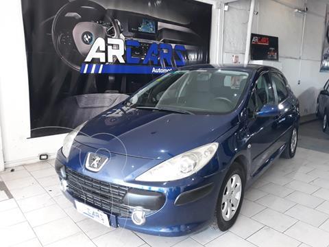 Peugeot 307 4P 1.6 XS usado (2008) color Azul financiado en cuotas(anticipo $500.000)