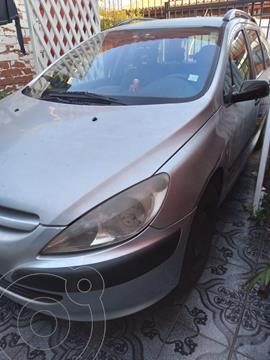 Peugeot 307  XR  usado (2003) color Gris precio $2.000.000