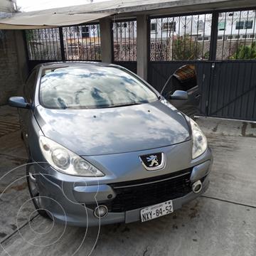 Peugeot 307 CC Dynamique Piel usado (2007) color Gris precio $92,000