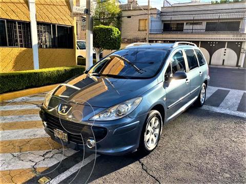Peugeot 307 SW Aut usado (2006) color Gris Plata  precio $79,900