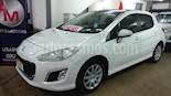 Foto venta Auto Usado Peugeot 308 Allure HDi NAV (2014) color Blanco precio $410.000