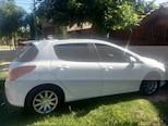 Foto venta Auto usado Peugeot 308 Allure (2013) color Blanco Banquise precio $355.000