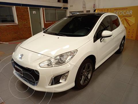 Peugeot 308 308 1.6 THP SPORT TIPTRONIC usado (2014) color Blanco precio $1.450.000