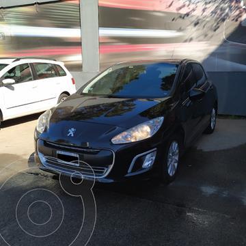 Peugeot 308 Allure NAV usado (2012) color Negro precio $1.340.000