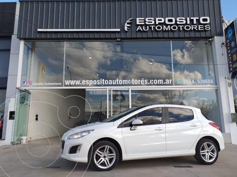Peugeot 308 Feline HDi usado (2014) color Blanco precio $1.350.000