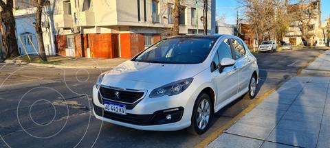 Peugeot 308 Allure usado (2018) color Blanco Banquise precio $1.950.000
