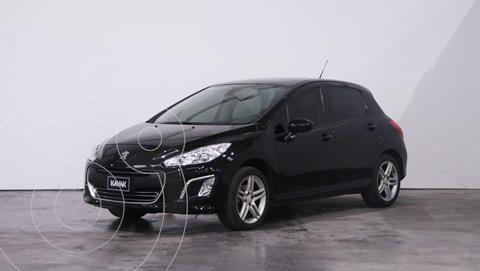 Peugeot 308 Feline usado (2012) color Negro Perla precio $1.420.000