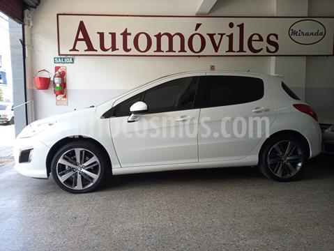 Peugeot 308 Sport 2014/5 usado (2014) color Blanco Nacre precio $1.480.000