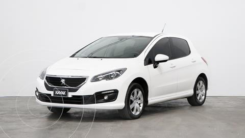 Peugeot 308 Active usado (2015) color Blanco precio $1.460.000