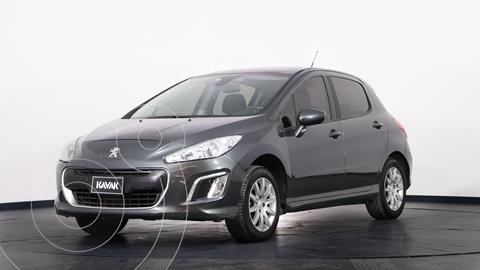 Peugeot 308 Allure HDi NAV usado (2015) color Gris Aluminium precio $1.490.000