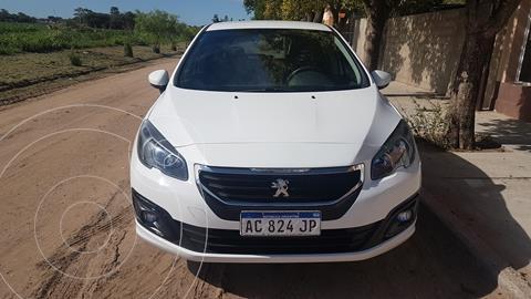 Peugeot 308 Active NAV usado (2018) color Blanco Banquise precio $1.590.000