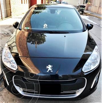 Peugeot 308 Feline 2014/5 usado (2014) color Negro precio $1.750.000