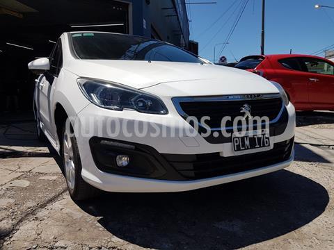foto Peugeot 308 Active usado (2016) color Blanco Banquise precio $1.250.000