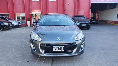 foto Peugeot 308 Allure usado (2013) color Gris Oscuro precio $1.250.000