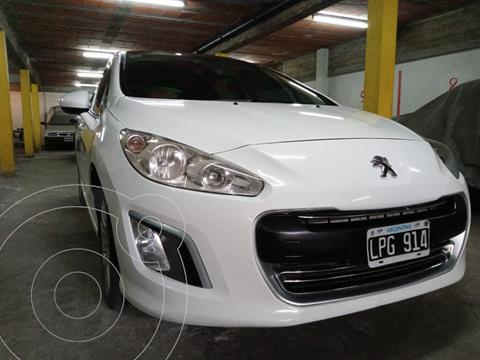 Peugeot 308 Allure usado (2012) color Blanco Banquise precio $1.450.000