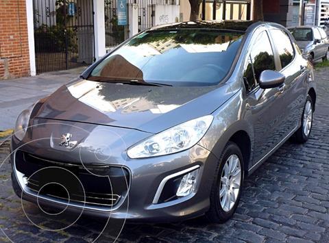 Peugeot 308 Allure NAV usado (2014) color Plata precio $1.495.000