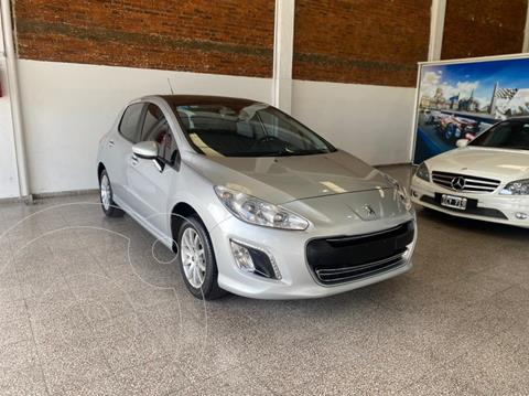 Peugeot 308 Allure NAV usado (2013) color Gris Aluminium financiado en cuotas(anticipo $625.000)