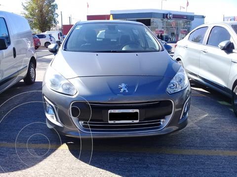 Peugeot 308 Allure NAV usado (2013) color Gris precio $1.390.000
