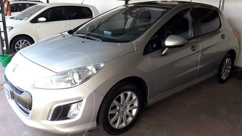 Peugeot 308 Allure NAV usado (2013) color Gris Aluminium financiado en cuotas(anticipo $650.000)