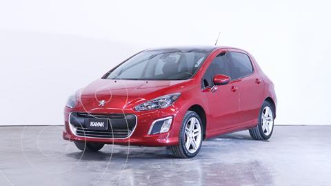 Peugeot 308 Feline usado (2015) color Rojo Rubi precio $1.530.000