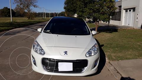 Peugeot 308 Feline 2014/5 usado (2015) color Blanco Nacre precio $1.500.000