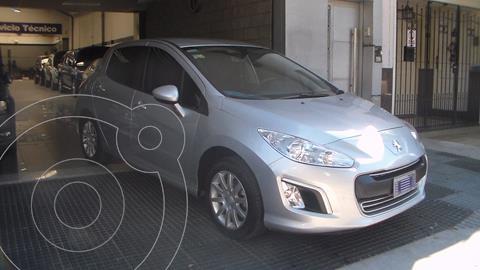 Peugeot 308 Active HDi usado (2013) color Plata precio $1.049.900