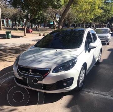 Peugeot 308 Allure Plus usado (2016) color Blanco Banquise precio $1.780.000