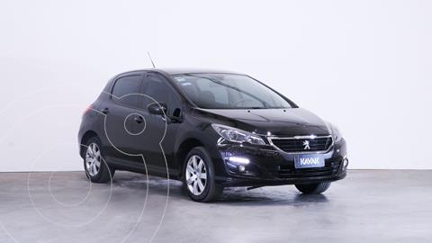 Peugeot 308 Allure usado (2017) color Negro Perla precio $1.650.000