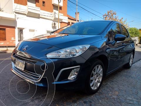 Peugeot 308 Active usado (2013) color Azul precio $980.000