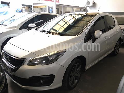 Peugeot 308 5Ptas. 1.6 HDi Feline (115cv) usado (2018) color Blanco precio $1.885.000
