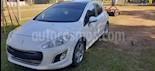 Peugeot 308 Allure NAV usado (2013) color Blanco Banquise precio $730.000
