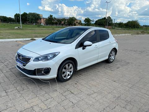 Peugeot 308 Allure usado (2016) color Blanco Nacre precio $1.350.000