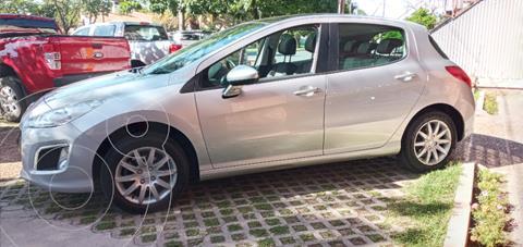 Peugeot 308 Allure usado (2015) color Gris Claro precio $1.280.000