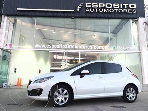 Peugeot 308 Allure usado (2017) color Blanco precio $1.450.000