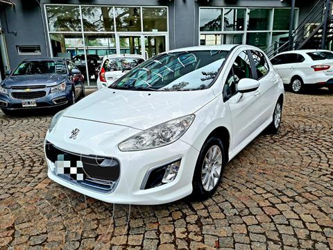 Peugeot 308 Active usado (2012) color Blanco precio $1.198.000