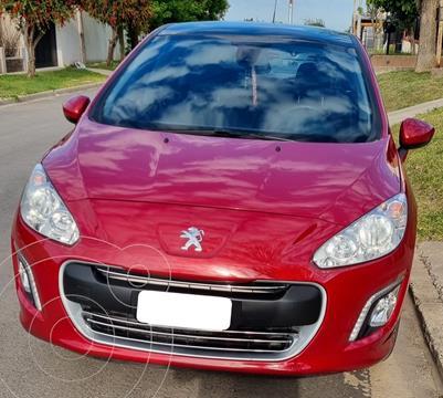 Peugeot 308 Allure NAV usado (2014) color Rojo precio u$s8.300