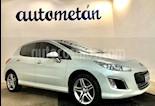 foto Peugeot 308 Feline HDi usado (2014) color Blanco precio $890.000
