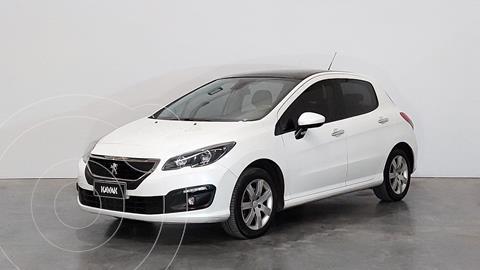 Peugeot 308 Allure usado (2017) color Blanco Banquise precio $1.610.000