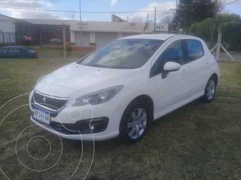 Peugeot 308 Active usado (2017) color Blanco precio $1.500.000