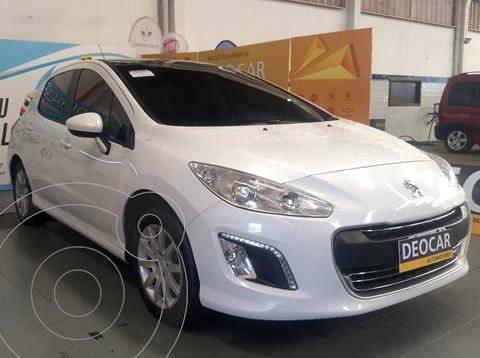 Peugeot 308 1.6 Allure Nav      (res 2015) usado (2015) color Blanco precio $1.400.000