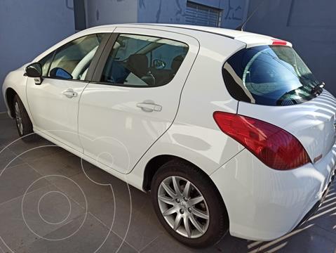 Peugeot 308 Active usado (2013) color Blanco Banquise precio $990.000