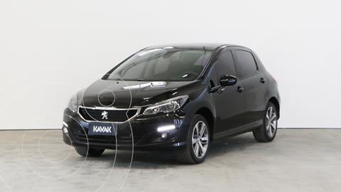 Peugeot 308 Feline HDi usado (2017) color Negro Perla precio $1.990.000