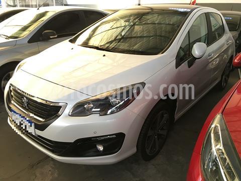 Peugeot 308 5Ptas. 1.6 HDi Feline (115cv) usado (2020) color Blanco precio $2.230.000