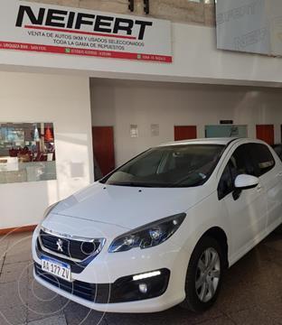Peugeot 308 Active usado (2016) color Blanco precio $1.440.000