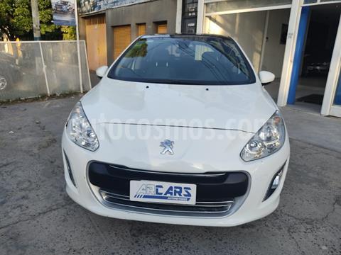 Peugeot 308 Allure NAV usado (2013) color Blanco Banquise precio $1.250.000