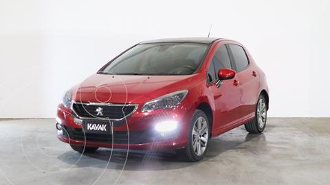 Peugeot 308 Feline THP usado (2017) color Rojo Rubi precio $1.860.000