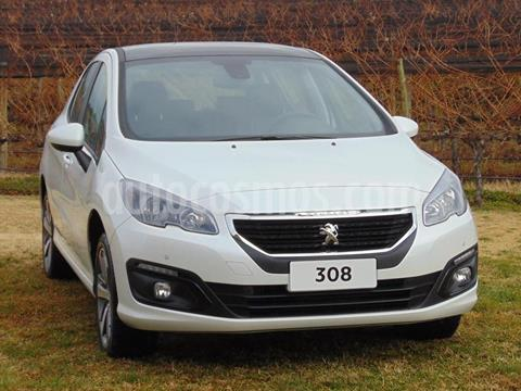 Peugeot 308 Feline HDi usado (2020) color Blanco Banquise precio $1.950.000